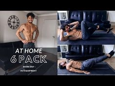 The 10 best ab workouts from home for all men to do. These ab workouts from home take no longer than 10 minutes, and are effective! Dumbbell Ab Workout, Bench Ab Workout, Leg And Ab Workout, At Home Core Workout, Abs Workout For Women, Morning Ab Workouts, Fast Ab Workouts, At Home Workouts, 6 Pack Abs Workout
