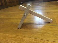Homemade carpenter GRAMIL. Wood gramil. 2