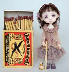 Крошечные куклы с грустными глазами. Обсуждение на LiveInternet - Российский Сервис Онлайн-Дневников