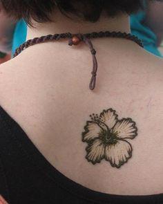 Hibiscus Tattoo | Tattoo Ideas Central