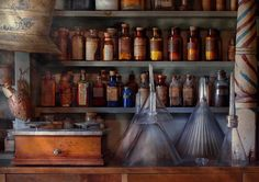 Pharmacy - Master Of Many Trades Photograph by Mike Savad on fineartamerica.com