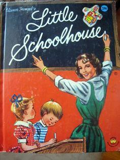 Vintage Childrens Book Eleanor Hempels - Wonder Book #710