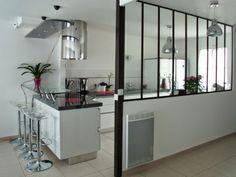 : Une verrière dans la cuisine ou la cuisine dans une verrière?