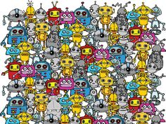 Can you find the Hidden Hippo in 5 seconds or less? Find The Hidden Objects, German Language Learning, Spanish Language, French Language, Can You Find It, Wheres Wally, Hidden Words, Brain Gym, Hidden Pictures
