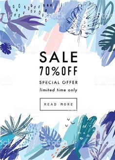 Creative Social Media Sale header or banner with discount offer. royalty-free creative social media sale header or banner with discount offer stock vector art & more images of sale