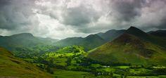 Catbells, Lake District, England