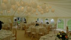 Stunning interiors - #marqueehireuk #marqueehire #Notts #Derby #Leicester #weddings #corporate #events