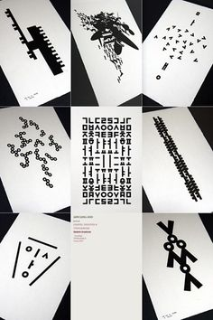 korean typography - sang-soo ahn | #Typography