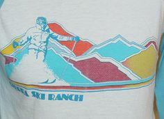 1970s Sierra Ski Ranch