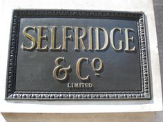 We like to stay in hotels near Marble Arch on Oxford St. in London. Such an easy walk to Selfridge's...  :)