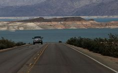 LAKE MEAD NRA, NV - MAY 13:  Low water levels are visible at Lake Mead on May 13, 2015 in Lake Mead National Recreation Area, Nevada. As severe drought grips parts of the Western United States, Lake Mead, which was once the largest reservoir in the nation, has seen its surface elevation drop below 1,080 feet above sea level, its lowest level since the construction of the Hoover Dam in the 1930s.  (Photo by Justin Sullivan/Getty Images)