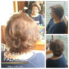 Hair karina
