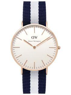 Armbanduhr von Daniel Wellington