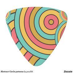 Abstract Circle patterns Pick