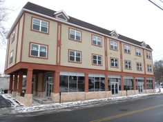 Multifamily over retail- Hudson Valley NY