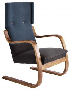 Artek - Products - Armchairs - ARMCHAIR 401 by Hella Jongerius