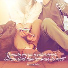 Frases de amor para deixar nosso dia mais feliz. #frases #amor #namoro #compromisso