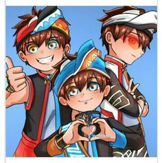 Galaxy Movie, Boboiboy Galaxy, Anime Galaxy, Naruto Akatsuki Funny, Boboiboy Anime, Elemental Powers, My Idol, Chibi, Fan Art