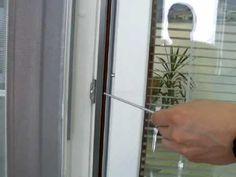 Nastavenie prítlaku krídla okna k rámu / Pressure adjustment of window c. Top Freezer Refrigerator, Diy And Crafts, Household, Kitchen Appliances, Windows, Youtube, Home Decor, Diy Kitchen Appliances, Homemade Home Decor