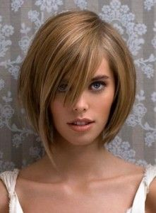 Short Hair Styles 2012-Love this look. If I ever cut my hair short again this is the look I would want!!!
