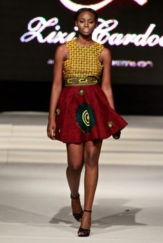 Zizi Cardow @ Port Harcourt Fashion Week 2014, Nigeria. #Africanfashion #AfricanClothing #Africanprints #Ethnicprints #Africangirls #africanTradition #BeautifulAfricanGirls #AfricanStyle #AfricanBeads #Gele #Kente #Ankara #Nigerianfashion #Ghanaianfashion #Kenyanfashion #Burundifashion #senegalesefashion #Swahilifashion DK