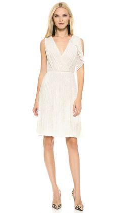 PHILOSOPHY Lace Sleeveless Dress