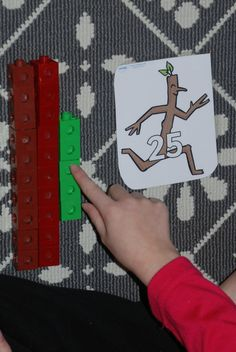 stick man Maths - Julia Donaldson fans will love it