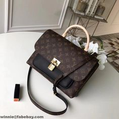 Shopping Guide - Louis Vuitton Marignan Messenger Bag