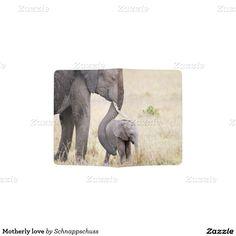 Motherly love passport holder