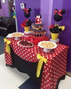 Decoración Fiesta Mickey