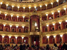 Teatro da Ópera em Roma #viagem #turismo