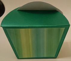 Handmade Takeaway Box Gift Box by BavsCrafts on Etsy