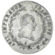 20 Kreuzer 1821 A