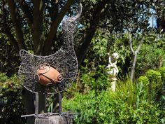 One Mother Hen: A garden weekend away Weekends Away, South Australia, Garden Sculpture, Coast, Christmas Ornaments, Holiday Decor, Outdoor Decor, Christmas Jewelry, Christmas Decorations