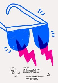 petit symbole et illus - WASTED - Marco Oggian Graphic Design Posters, Graphic Design Inspiration, Typography Design, Lettering, Kids Graphic Design, Art Et Design, Web Design, Print Design, Illustration Photo