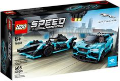 Shop LEGO Speed Champions Formula E Panasonic Jaguar Racing car & Jaguar I-PACE eTROPHY 76898 at Best Buy. Find low everyday prices and buy online for delivery or in-store pick-up. New Jaguar, Toy Model Cars, Model Cars Kits, Kit Cars, Lego City, Legos, Lamborghini Huracan, Ferrari F40, Home