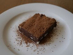 Possibly the best raw chocolate brownie ever
