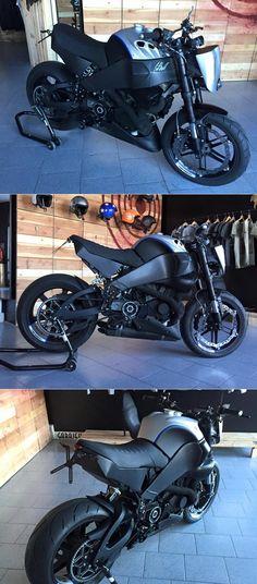 Buell XB9SX by GaraJek Motorcycles
