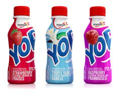YOP PACKAGING & EXPLORATION / STAND MTL on Behance