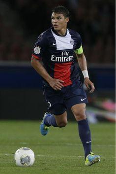 Thiago Silva | PSG | Brasil. [29.10.13]