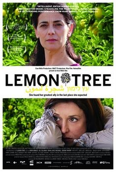 "A great movie ""Lemon Tree"""