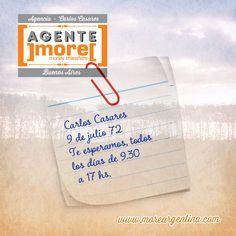 ➢ ¿Envías o recibís giros a la ciudad de #CarlosCasares?   Te contamos dónde podés operar allí con #More! ↠ damos #Giros en el mundo ◍◍
