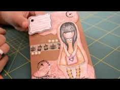 Scrap tutorial: Gurjuss Card