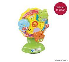 6d6fe15edeff6 50% Off was £16.00 now £8.00 Vtech Baby Little Friendlies Sing Along  Spinning