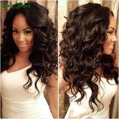 138.00$  Watch now  - 100% Human Hair No Shedding Deep Wave Hair 7A Unprocessed Brazilian 4 Bundle Deep Wave Brazilian Hair 2016 Hot Sale Deep Weave