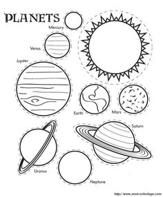 Solar System Coloring Pages Gallery free printable solar system coloring pages for kids Solar System Coloring Pages. Here is Solar System Coloring Pages Gallery for you. Solar System Coloring Pages free printable solar system coloring pag. Science Classroom, Teaching Science, Science For Kids, Science Ideas, Biology For Kids, Science Week, Elementary Science, Activity Ideas, Science Lessons