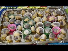 CASADINHOS MUITO FACIL DE BRIGADEIRO(BRIGADEIRO DOIS AMORES) - YouTube