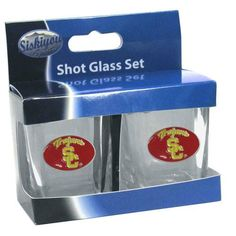 USC Trojans Shot ... http://www.757sc.com/products/usc-trojans-shot-glass-set-sskg?utm_campaign=social_autopilot&utm_source=pin&utm_medium=pin #nfl #mlb #nba #nhl #ncaaa #757sc