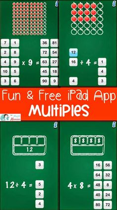 Love this fun & free app for iPad!  Many options to customize for each student!  Grades 3-5.