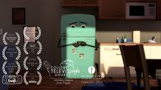 """""""Runaway"""" is a charming story about a misunderstanding between a man named Stanley and his treasured 1950's refrigerator, named Chillie. Set in present…"""